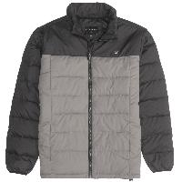 Billabong All Day Puff Jacket Mens Dark Grey
