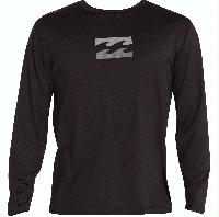Billabong  Chronicle Long Sleeve Surf Tee Boys Black