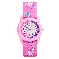 Girls Timex(R) Tutu Ballerina Watch- T7B1519J , Pink