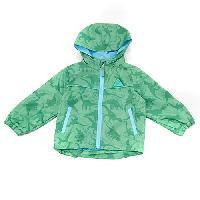 Baby Boy (12-24M) iXtreme Dinosaur Jacket 12 Months, Green