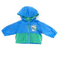 Baby Boy (3-9M) iXtreme Dinosaur Jacket 3-6 Months, Royal Blue/Multi