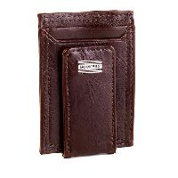 Dockers(R) Slim Series Magnetic Clip Wallet , Black