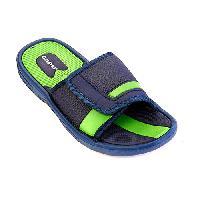 Boys Capelli Slide Sandals 1/2, Green
