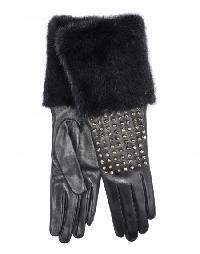 """gloves """"never go back"""""""