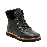 Clarks Glick Clarmont Winter Boots - Black 7 M, Black