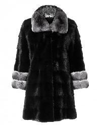 """fur coat """"bellezza"""""""