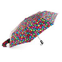 Totes Auto Open Umbrella , Floral Stem