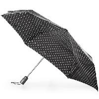 Totes Auto Open/Close Titan NeverWet(R) Umbrella , Black