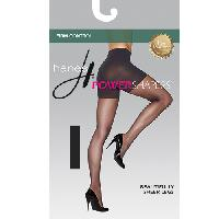 Hanes(R) Power Shapers Sheer Hosiery S, Black