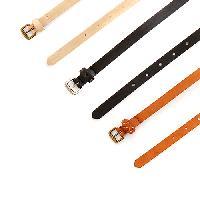 Cejon 3 For 1 Metallic & Smooth Belts L, Ivory/Black/Tan