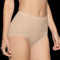 Bali Firm Control Everyday Smoothing 2pk. Brief L, Black