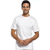 Jockey(R) 3pk. Crew Neck T-Shirts L, Black