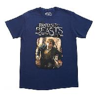 Fantastic Beasts Tee L, Navy