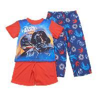 Boys (4-7) Star Wars 3pc. Pajama Set 10, Blue
