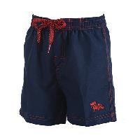 Boys (4-7) Dolfin(R) Little Dolfi Swim Trunks - Navy 4, Navy