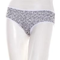 St. Eve Invisibles Hipster Panties L, Black Dragon