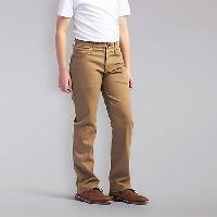 Boys (8-18) Lee(R) Xtreme Comfort Khaki Twill Jeans 10R, Original Khaki
