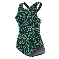 Dolfin(R) Solstice Moderate Lap Swimsuit - Green 10, Green