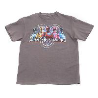 Boys (8-20) Power Rangers Tee L, Charcoal