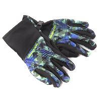 Boys (8-20) Weatherproof Softshell Fleece Gloves , Black