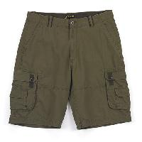 Stanley Classic Fit Cargo Shorts 40, Charcoal