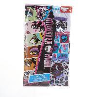 Girls (4-6x) Monster High 3 Pack Underwear 6, Assorted