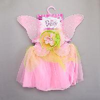 Girls Almar 3pc. Princess Fairy Dress Up Set , Pink