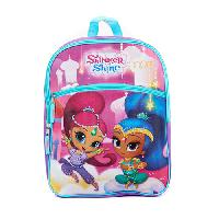 Girls Shimmer and Shine 15in. Backpack , Pink