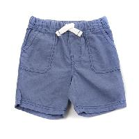 Baby Boy (12-24M) Carter's Chambray Shorts 12 Months, Denim