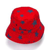 Baby Boy Toby Reversible Play Hat  Red/Blue One Size Fits Most, Red/Blue