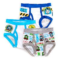 Toddler Boy Thomas & Friends(tm) 3pc. Underwear 2T-3T, White
