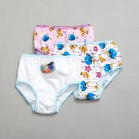 Toddler Girl Finding Dory 3pc. Underwear Set 2T-3T, White