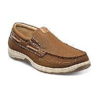 Nunn Bush Outboard Boat Shoes - Oak 10 M, Oak