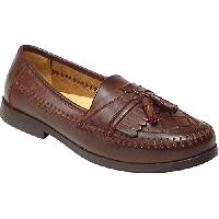 Deer Stags Herman Loafers - Dark Maple 10 M, Dark Maple
