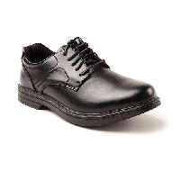 Deer Stags NU Times Waterproof Oxford - Black 10 M, Black