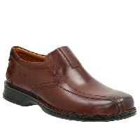 Clarks Escalade Step In Loafers 8 M, Brown