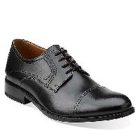 Bostonian Calhoun Limit Oxfords - Black 8 M, Black