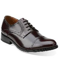 Bostonialn Calhoun Limit Oxfords 8 M, Burgundy
