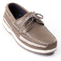 Island Surf Cod Boat Shoes 8.5 D, Brown