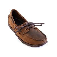 abbot k. Boardwalk Boat Shoes 8.5 D, Brown