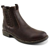 Eastland Daily Double Ankle Boots - Dark Brown 8 D, Dark Brown