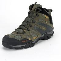 Wolverine Wilderness Sport Boots 9.5 WW, Gun Metal