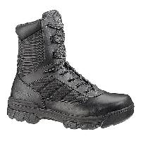 Bates Tactical Sport Side Zip Hiking Boots 7 WW, Black