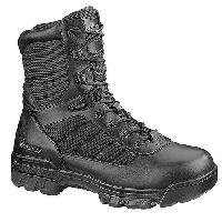 Bates 8in. Tactical Sport Composite Side Zip Boots 5 M, Black
