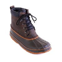 London Fog Ashord Boots 8 M, Brown