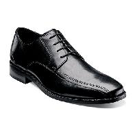 Florsheim Castellano Bike Oxfords - Black 10 D, Black