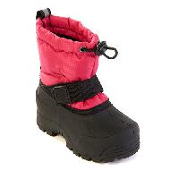 Little Girl Northside Frosty Winter Boots 5 M, Berry