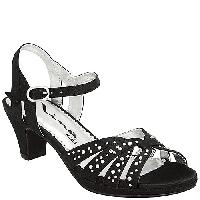 Girls Nina Wendy Sandals - Black 1, Black
