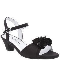 Girls Nina Winnie Heels- Black 1, Black