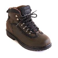 Boys Deer Stags Buster Weather Boots 1.5, Dark Brown